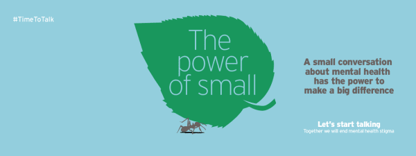 Time to Talk - The Power of Small